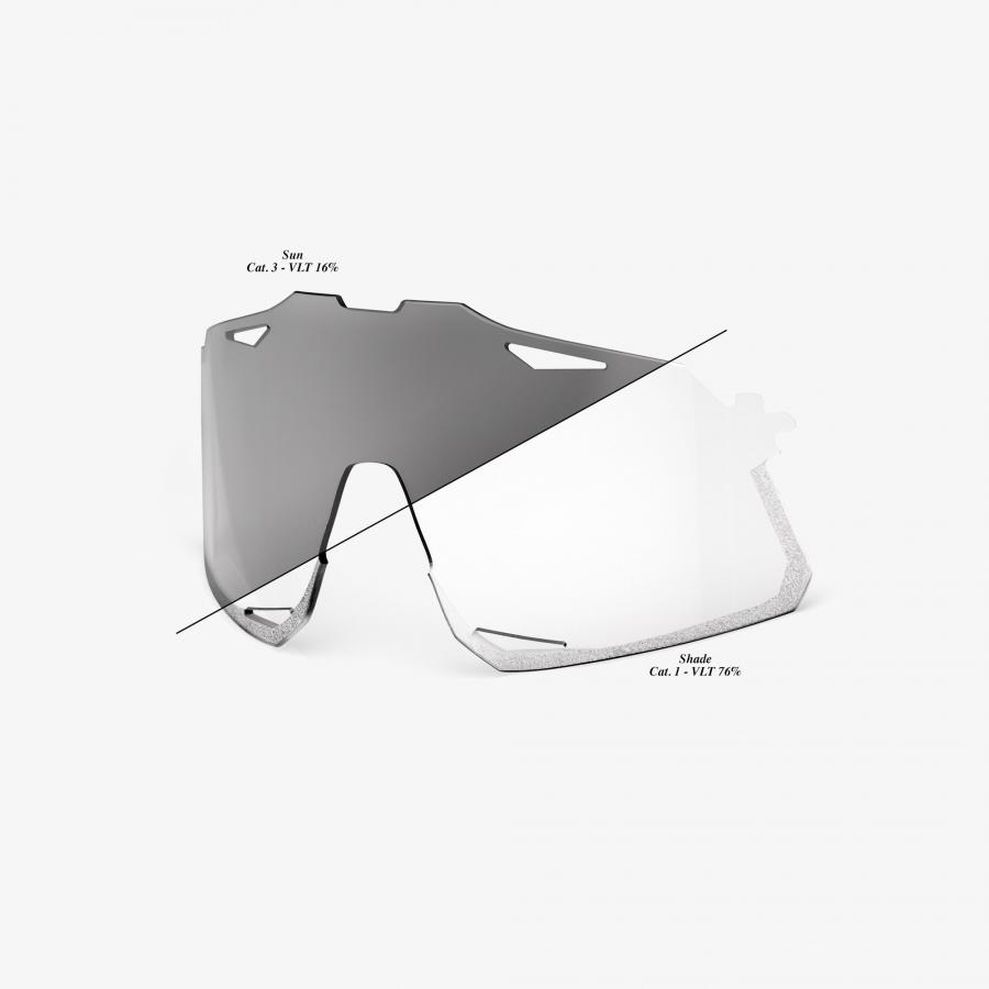 Ride 100% HYPERCRAFT Replacement lens PHOTOCHROMIC