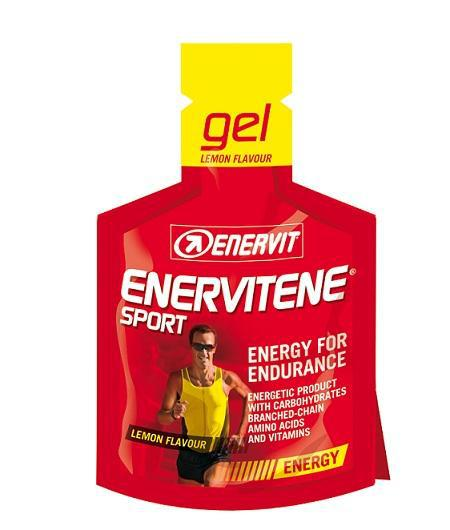 ENERVIT Enervitene Sport Gel 25ml Lemon