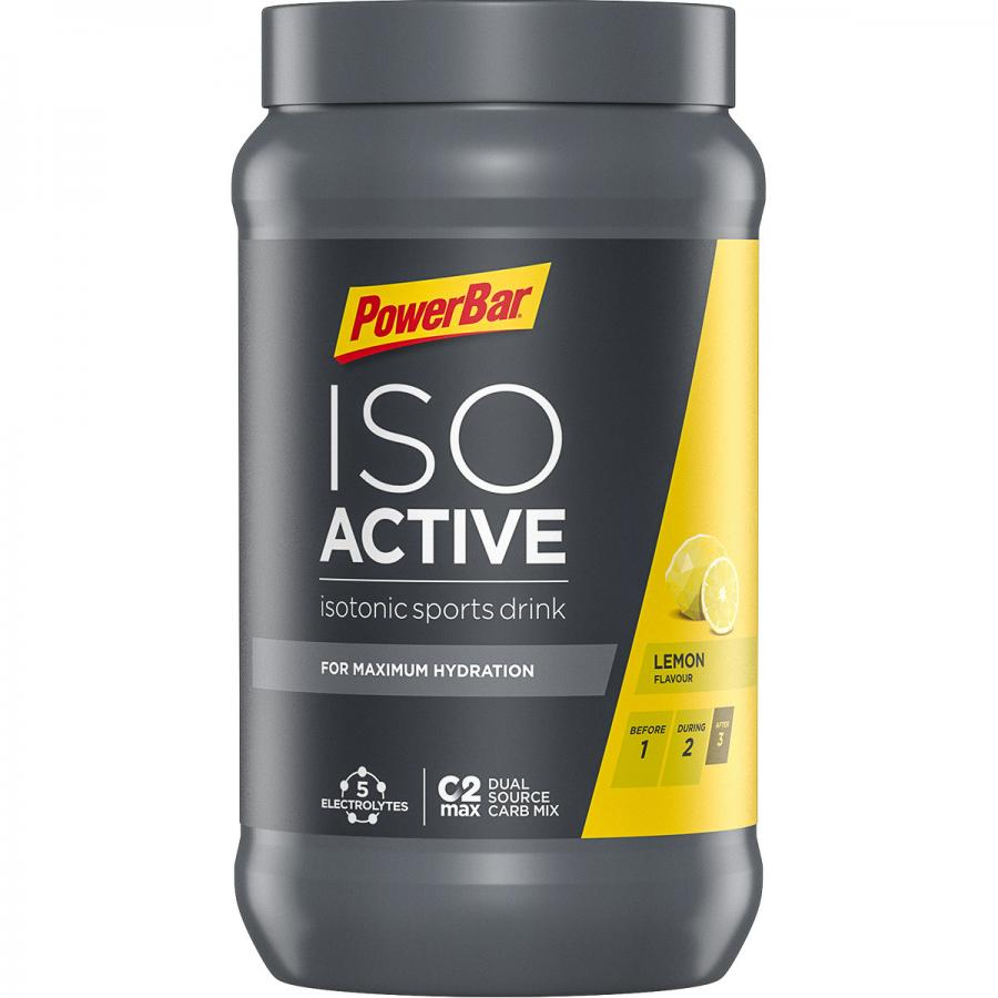 POWERBAR Isoactive 600g