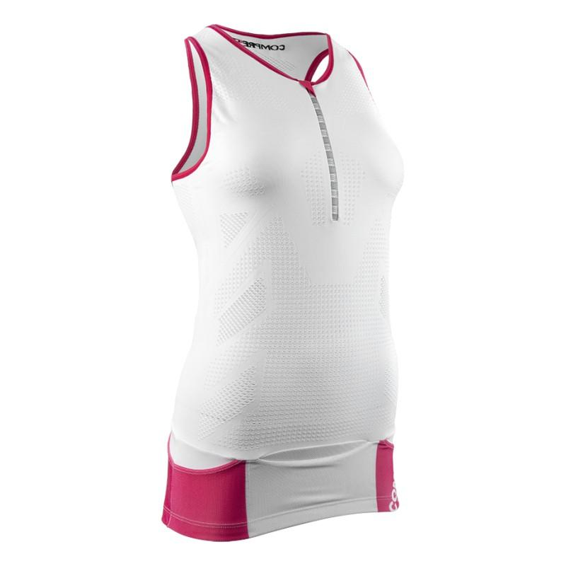 COMPRESSPORT TR3 Ultra tank top dámsky