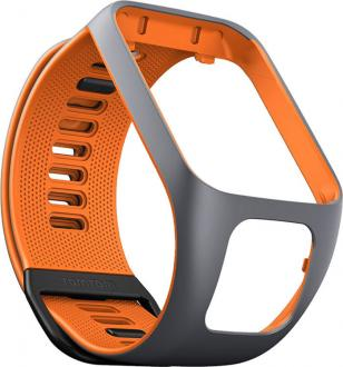 TomTom remienok k hodinkám Runner 2/3  gray/orange