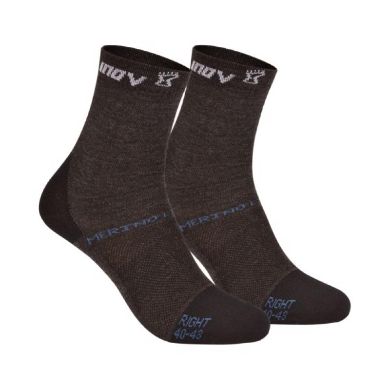 INOV-8 MERINO LITE SOCK high 2 páry
