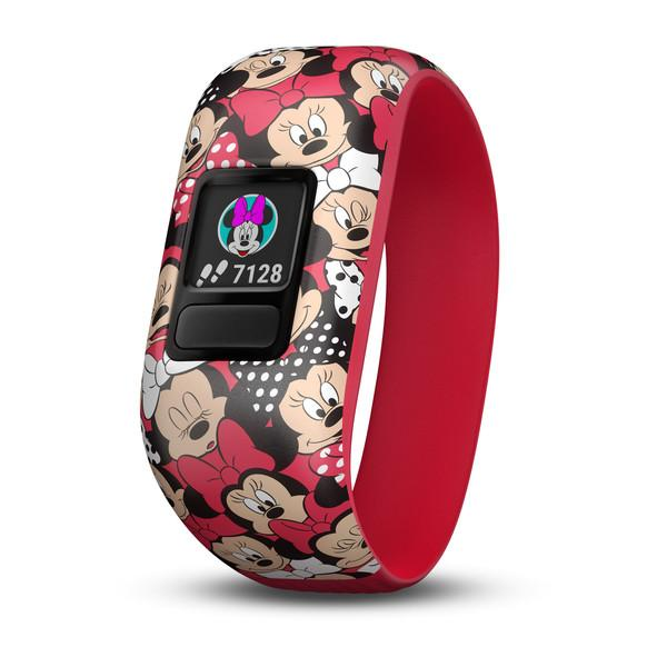 Garmin vívofit jr. 2 streč Minnie Mouse