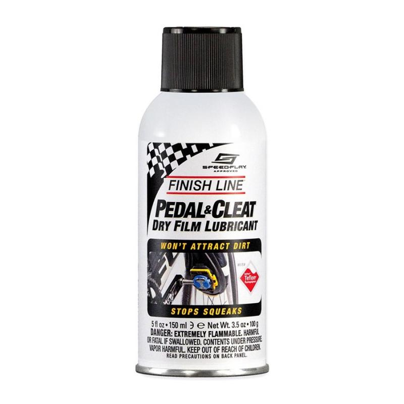 FINISH LINE Pedal and Cleat Lubricant 150ml sprej