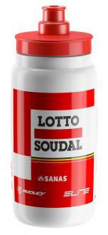 Fľaša Elite LOTTO SOUDAL FLY 0,5l