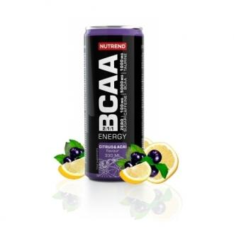 Nutrend BCAA ENERGY 330ml