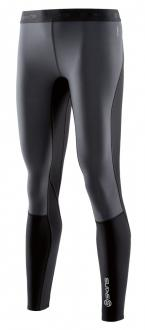 Skins DNAmic Thermal Windproof Womens Long Tights Black