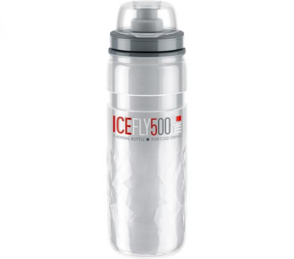 Fľaša Elite  ICE FLY transparent 500ML