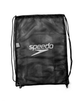 Speedo Equipment mesh bag čierna