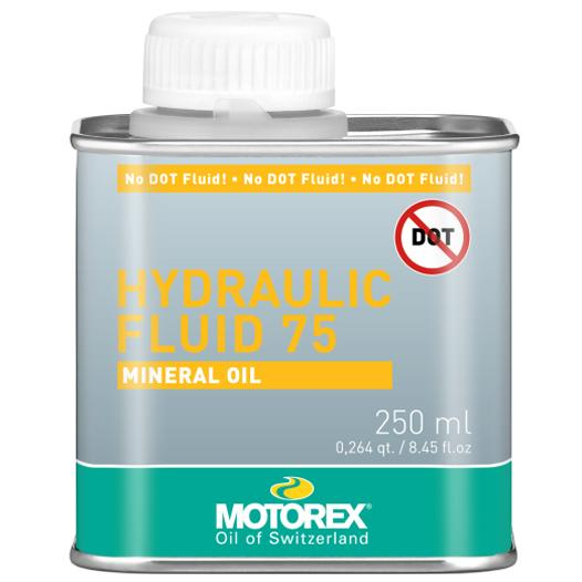 MOTOREX HYDRAULIC FLUID 250ml