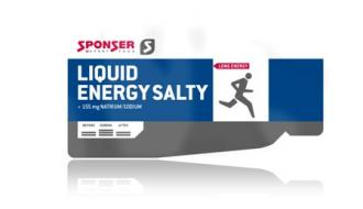 Sponser LIQUID ENERGY SALTY