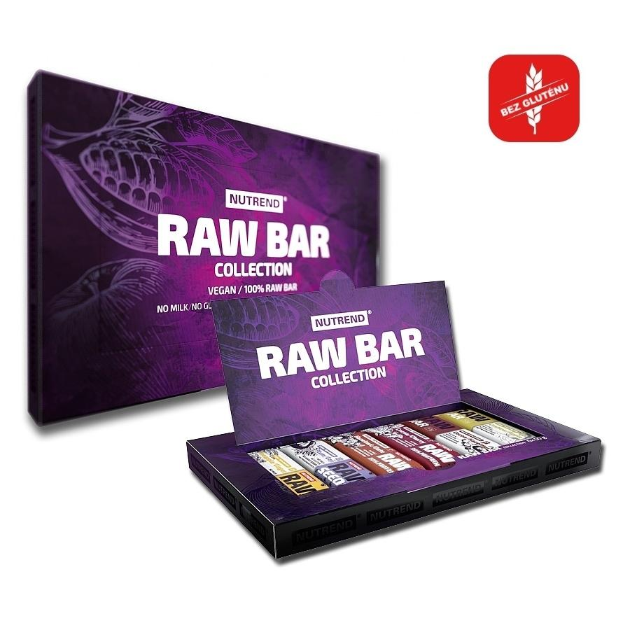 Nutrend RAW BAR COLLECTION 6x50g