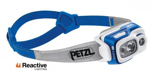 PETZL SWIFT RL modrá