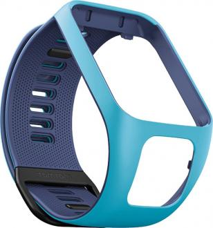 TomTom remienok k hodinkám Runner 2/3 blue/light blue