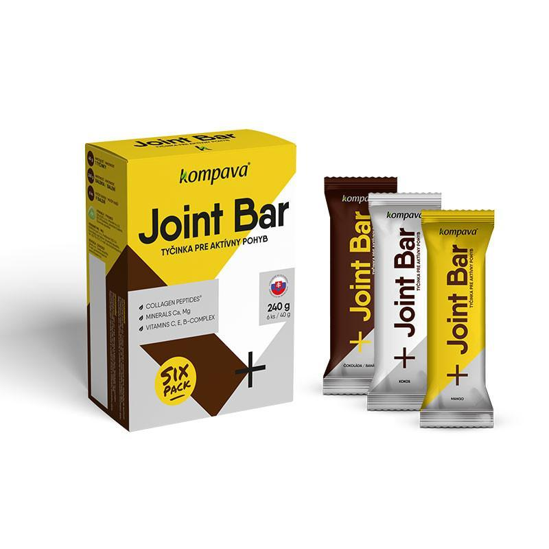 KOMPAVA Joint bar Sixpack