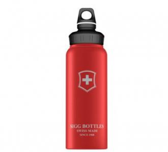 SIGG WMB Swiss Emblem Red Touch 1,0 l