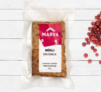 Marva Müsli brusnica