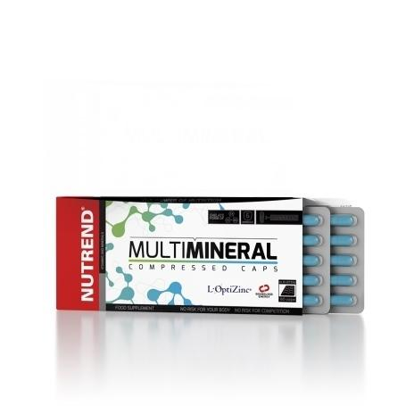 Nutrend MULTIMINERAL COMPRESSED 60cps