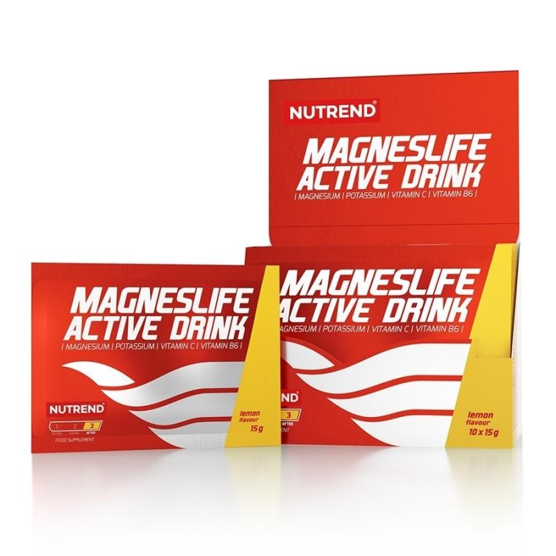 Nutrend Magneslife ACTIVE DRINK