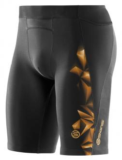 SKINS A400 Compression 1/2 Tight GOLD