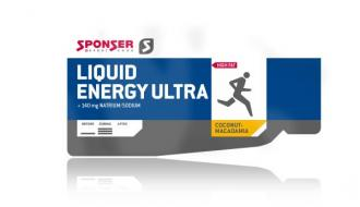 Sponser LIQUID ENERGY ULTRA